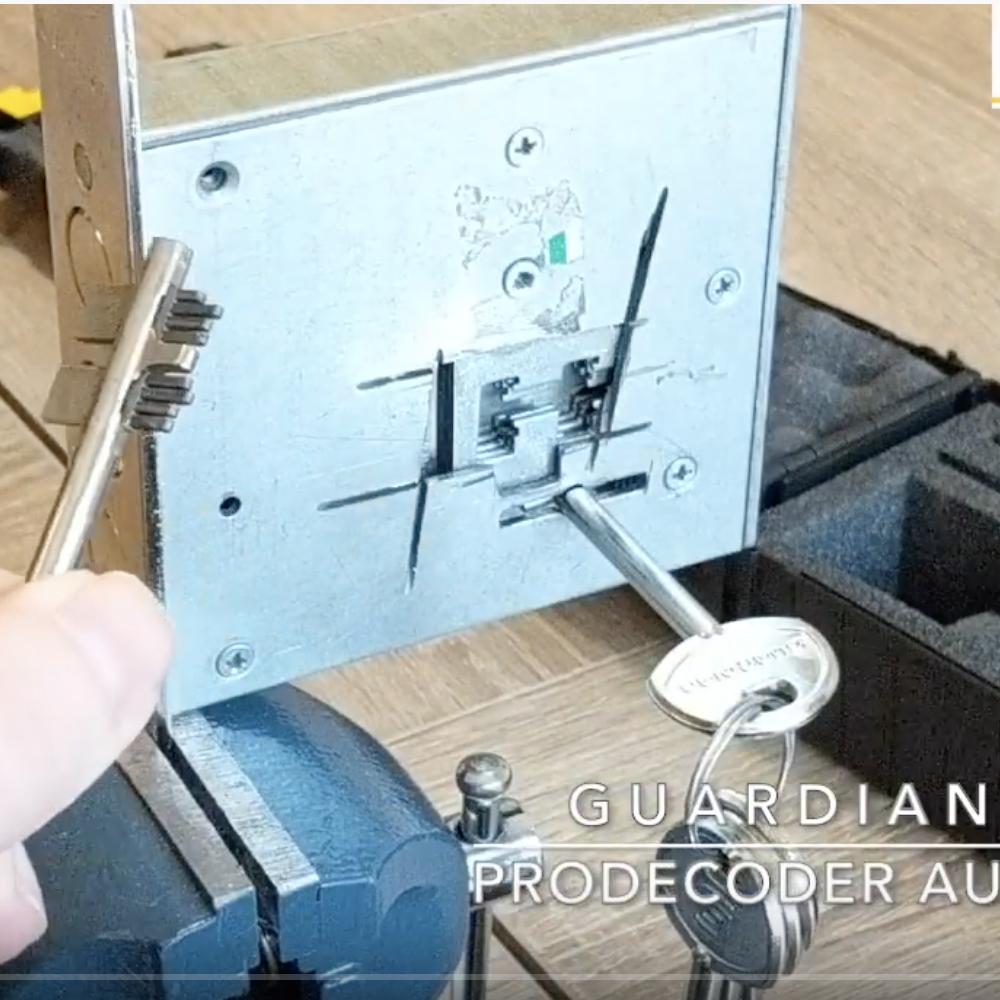 ГАРДИАН 4х4 Prodecoder Automatic