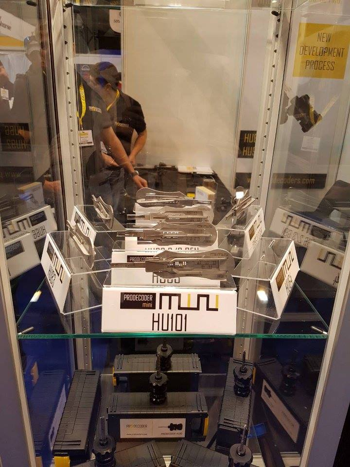 MLA Expo - PRODECODER Stand