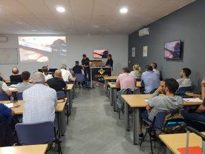 Codificar Trade Show in Spain