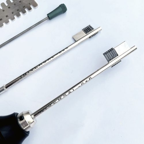 6X6 Universal Double bit locks decoder