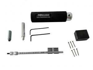 Double Bit Lever Locks Kit PRO Edition securemme-6x6 invented and produced by PRODECODERS.COM