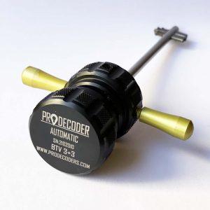 BTV 3x3 Prodecoder Automatic