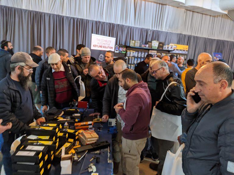 Prodecoder Tel Aviv Israel Expo