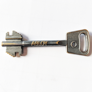 ABLOY SL 928 key