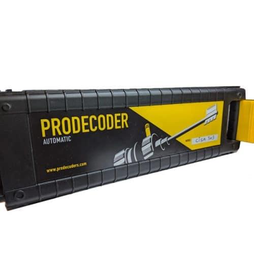 CISA safe locks 3x3 Prodecoder Automatic - MCM, GEVY opening