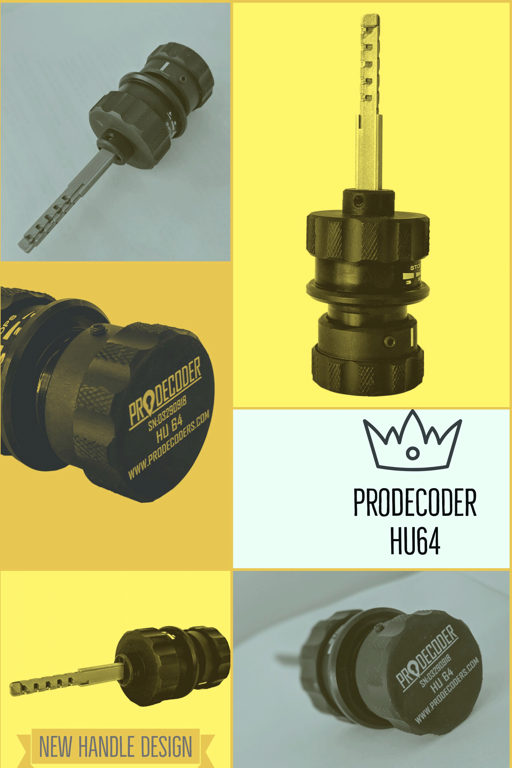 Prodecoder Mercedes HU64