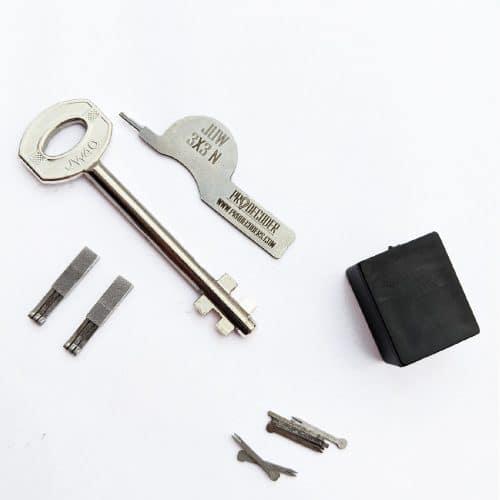 Juwel Lock Update prodecoder