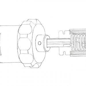 Prodecoder HU101 LOCK