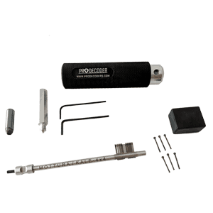 Double Bit Lever Locks Kit PRO Edition moturra-and-kale-4x-4 invented and produced by PRODECODERS.COM