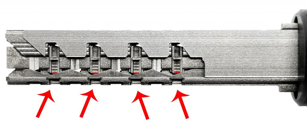 Prodecoder HU92 pins aligned