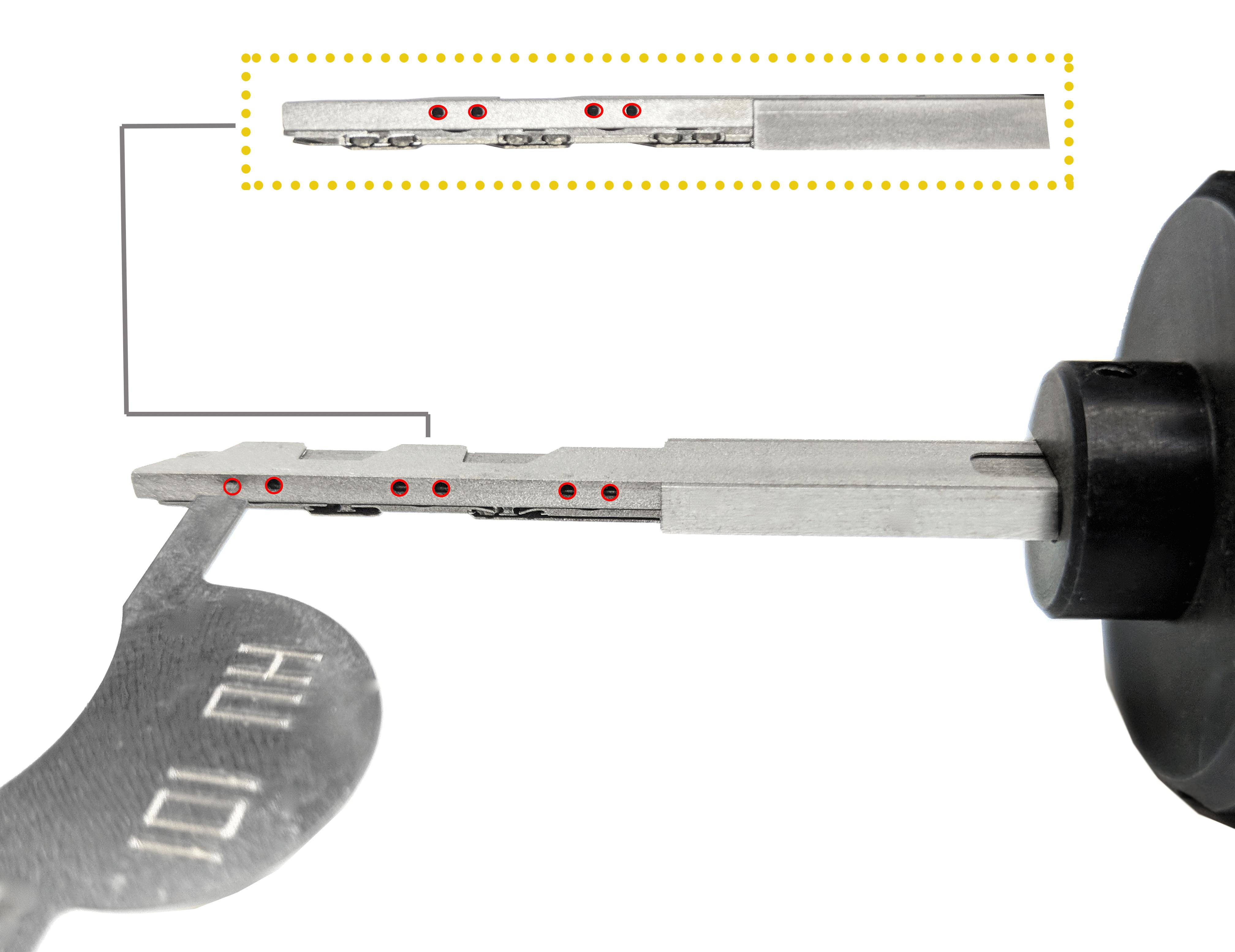 reset procedure prodecoder hu101