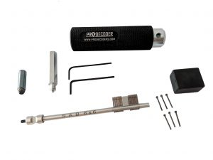 Double Bit Lever Locks Kit PRO Edition SAB 6 X 6 invented and produced by PRODECODERS.COM