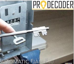 Fiam Decoder Prodecoder