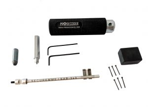 Double Bit Lever Locks Kit PRO Edition securemme-and-sab-3x3 invented and produced by PRODECODERS.COM